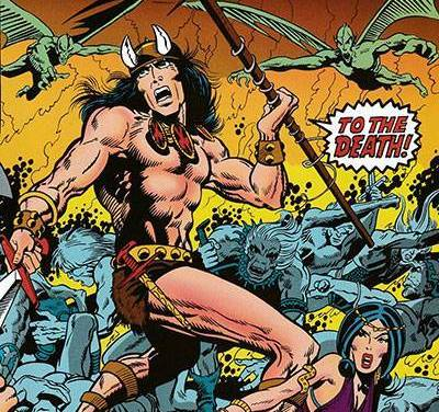 Two-Headed Nerd #570: Happy Birthday, Conan!