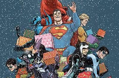 Two-Headed Nerd #599: Holiday Comics