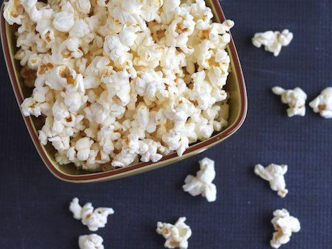 perfect microwave popcorn