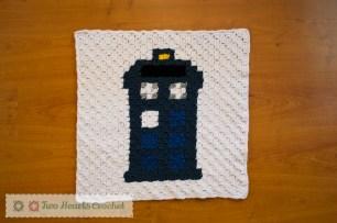Square #8: TARDIS