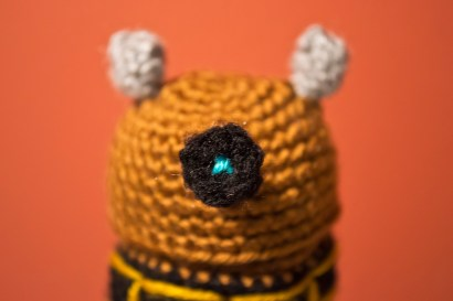 Amigurumi Dalek (4 of 14)