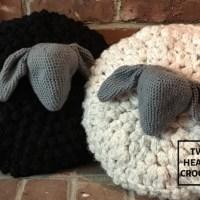 Bobble Sheep Pillows