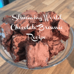 Slimming World Recipe Week – Slimming World Chocolate Brownie Recipe