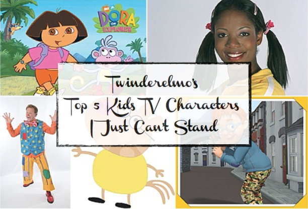 Kids TV Characters