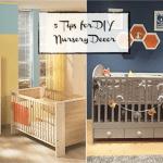 5 Tips For DIY Nursery Decor
