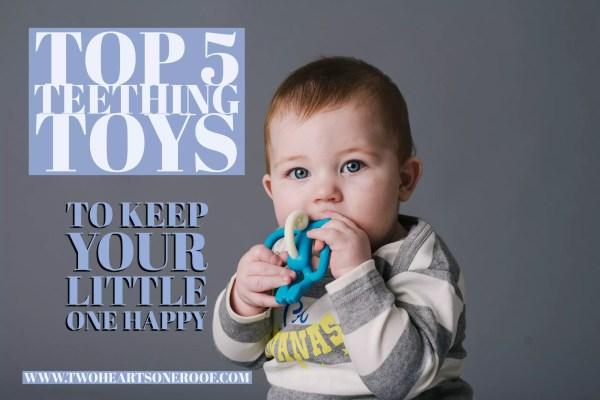 Top Teething Toys