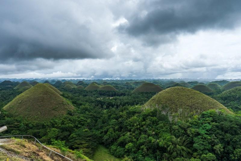 rejsebudget filippinerne