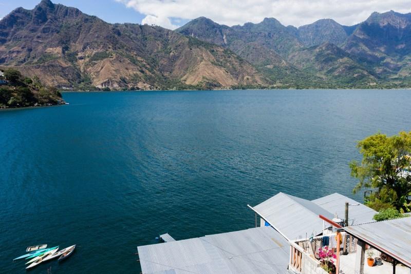 Atitlán søen