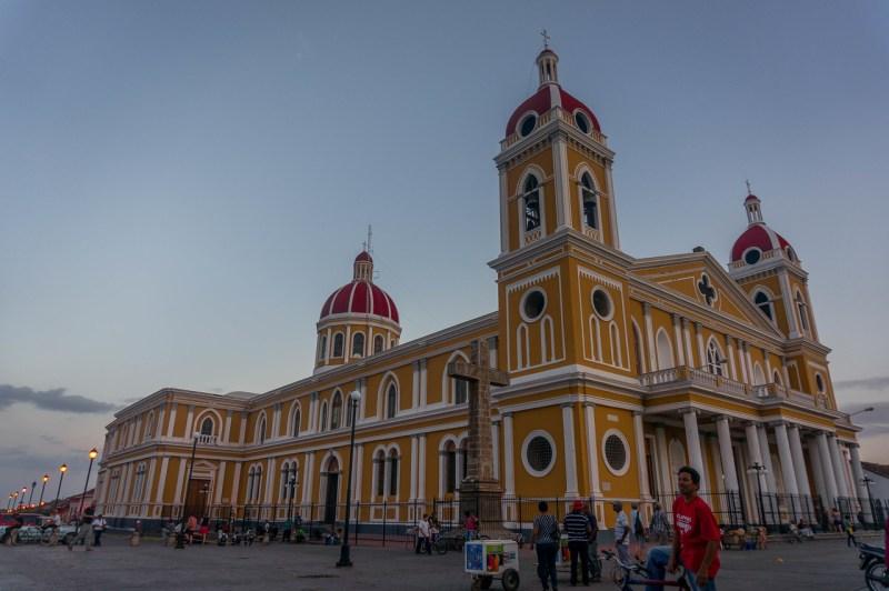 nicaragua rejsebudget