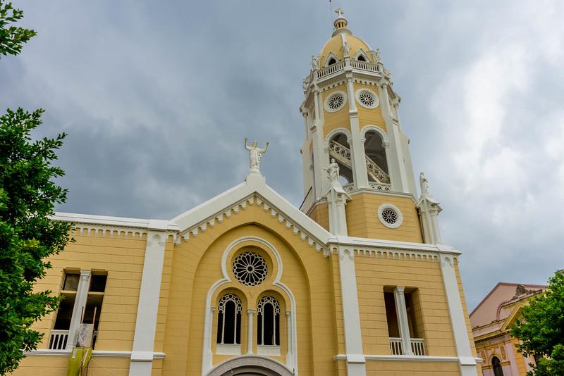 kirke i casco viejo