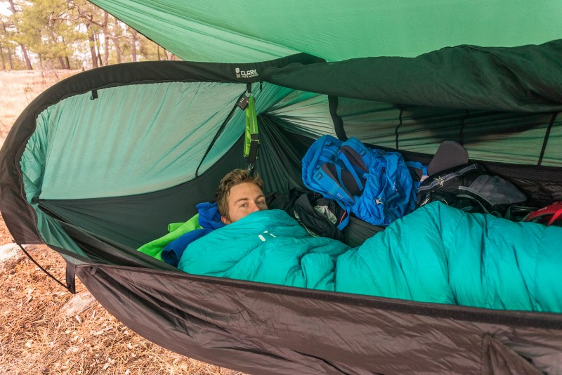 camping hængekøje