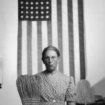 Sandro Miller, Gordon Parks / American Gothic, Washington, D.C. (1942), 2014