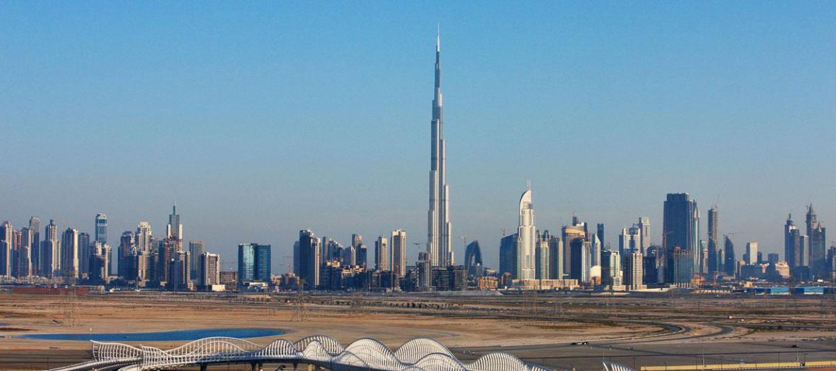 45 Gigapixel Image of Dubai
