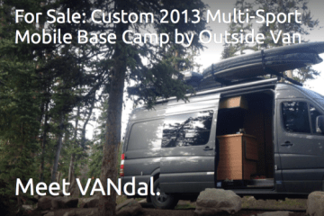 VANdal Custom Sprinter For Sale
