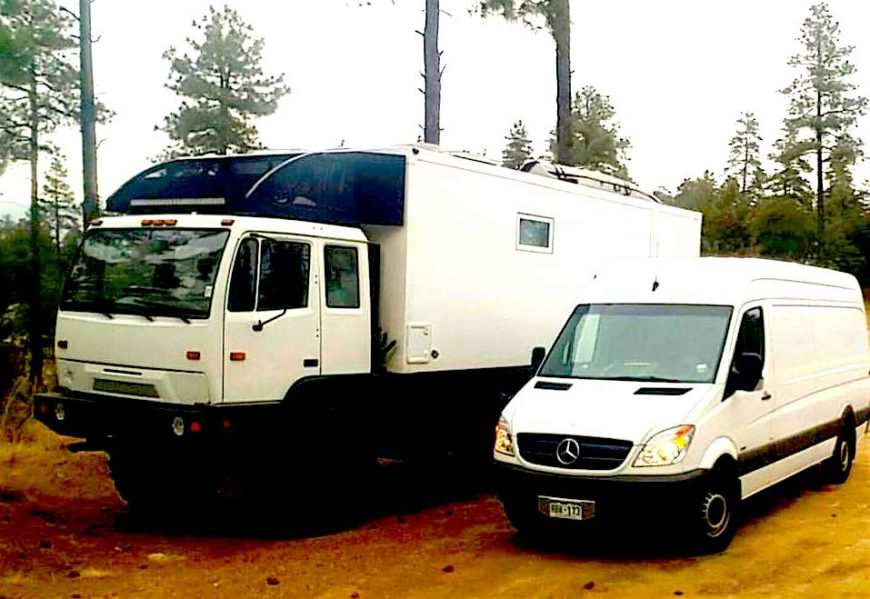 #VANlife vs. #TRUCKlife...The Top 10 Differences