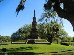Forsyth Park in Savannah!