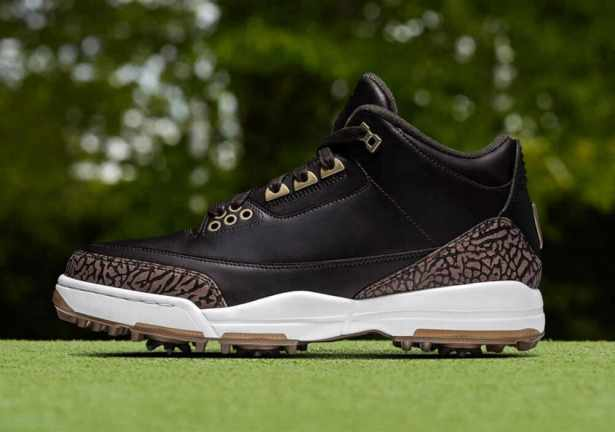 PHOTOS: Nike Golf To Release Air Jordan 3s - Two Inches Short