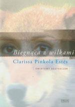 okładka książki biegnąca z wilkami