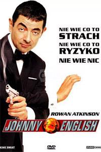 okładka dvd filmu johnny english