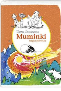 Muminki zaliczają się do najlepszych książek z dzieciństwa