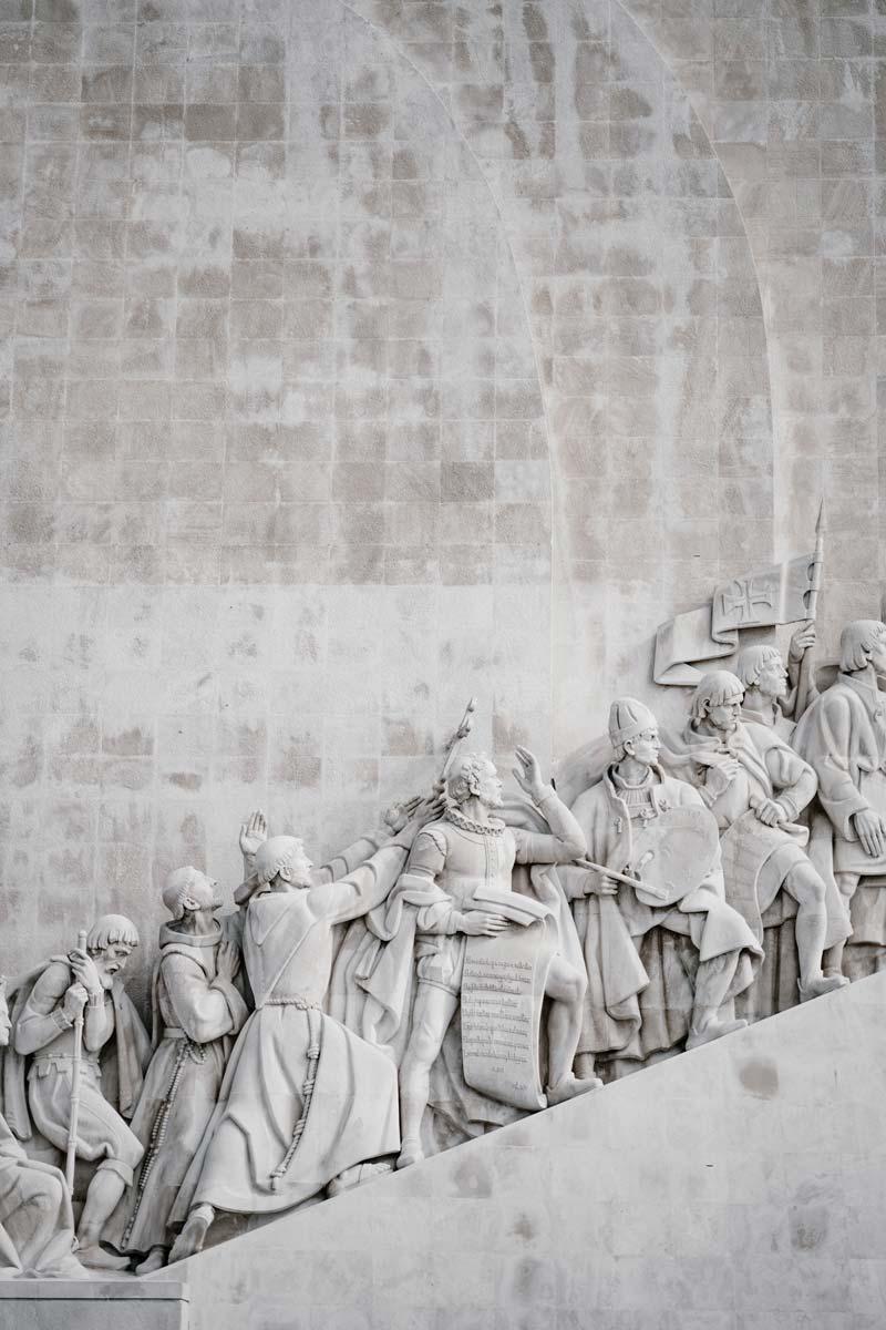 Pomnik odkrywców, Lizbona