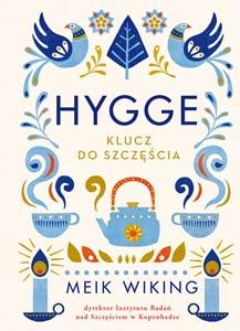 okładka książki hygge klucz do szczęści