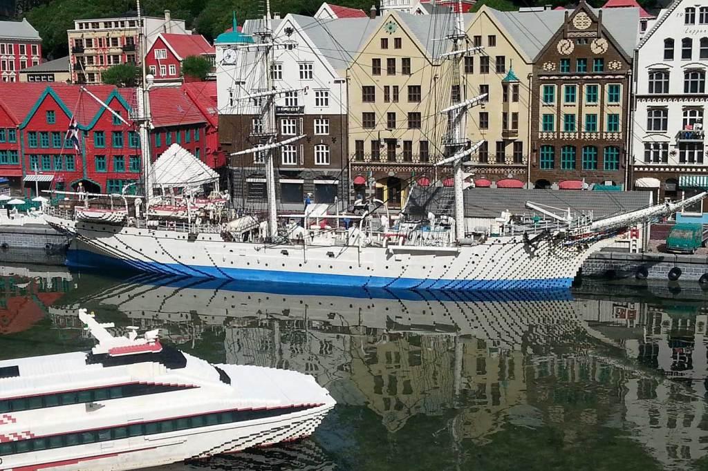 Atrakcje turystyczne Danii - Legoland