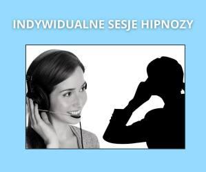 Indywidualne sesje hipnozy