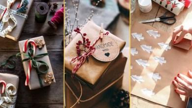 Photo of Zapakowani!? 5 prostych sposobów na stylowe zapakowanie prezentu!