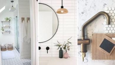 Photo of TWOJA LISTA ZAKUPÓW, czyli design na każdą kieszeń – Jasna łazienka