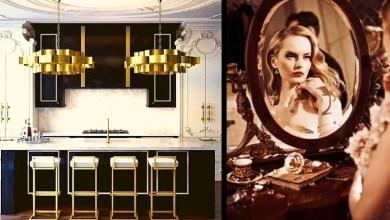 Photo of Styl Glamour – 6 cech wspaniałych wnętrz