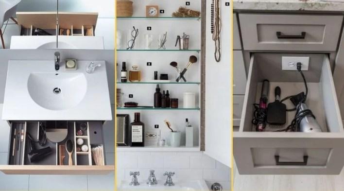 5 sprawdzonych sposobów na mała łazienkę!