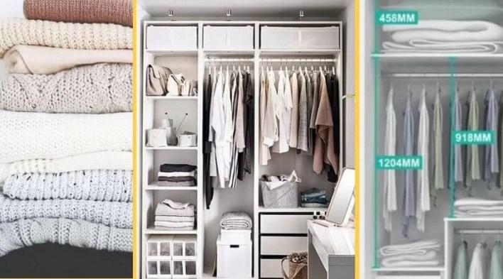 Szafa idealna! Jak w 4 krokach funkcjonalnie zaplanować swoją szafę!