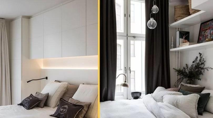 Sypialnia Na Piątkę 5 Porad Jak Mądrze Urządzić Małą