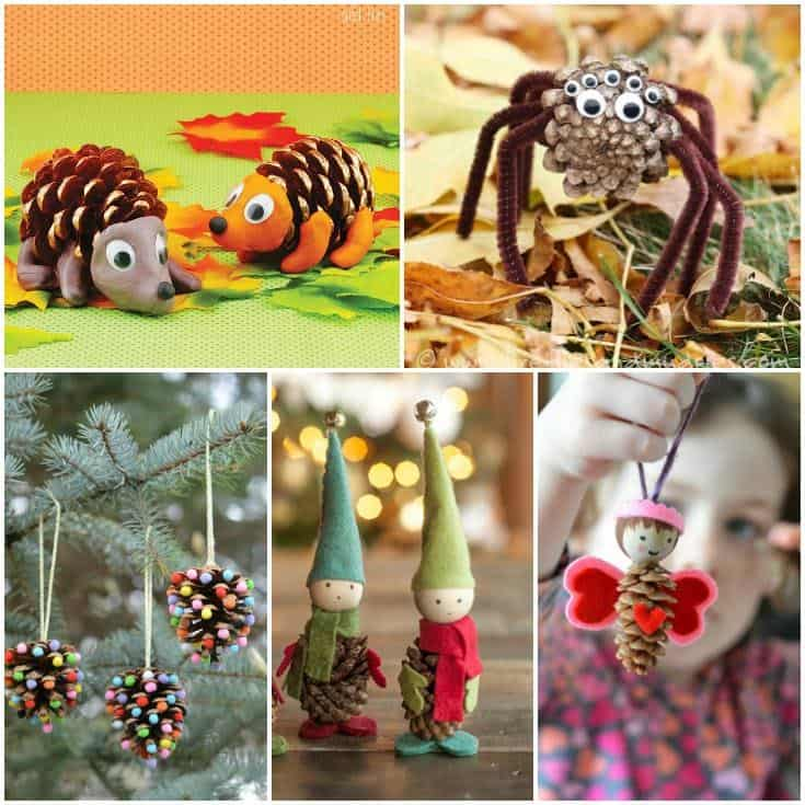 pine cone craft ideas for kids pine cone crafts for you ll 7873