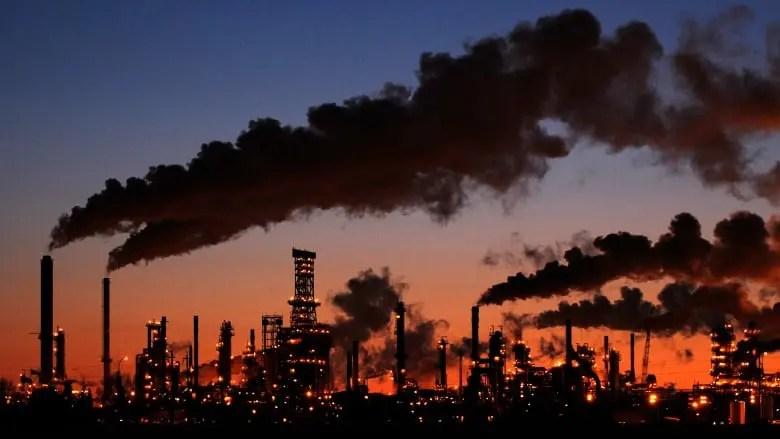 carbon gas