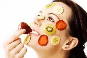 Skin Care Diet in Hindi