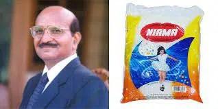 nirma company history in hindi
