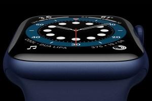 smart watch apple series 6
