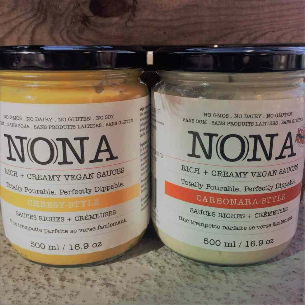 NONA Vegan/Gluten Free Sauces – Food Finds