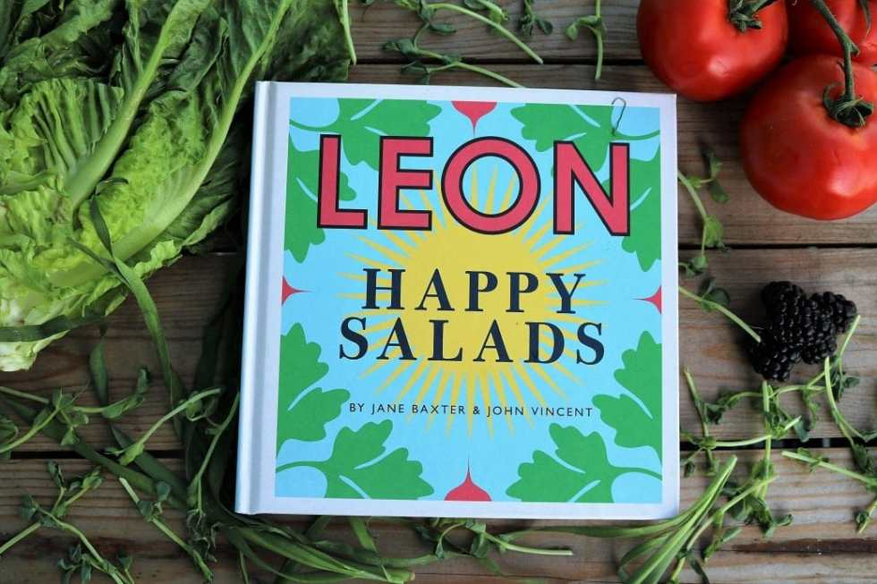 Leon Happy Salads Cookbook Review – Mother's Day Edition