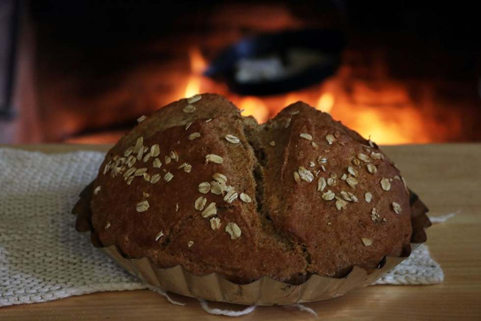 Gibson House Quick Breads