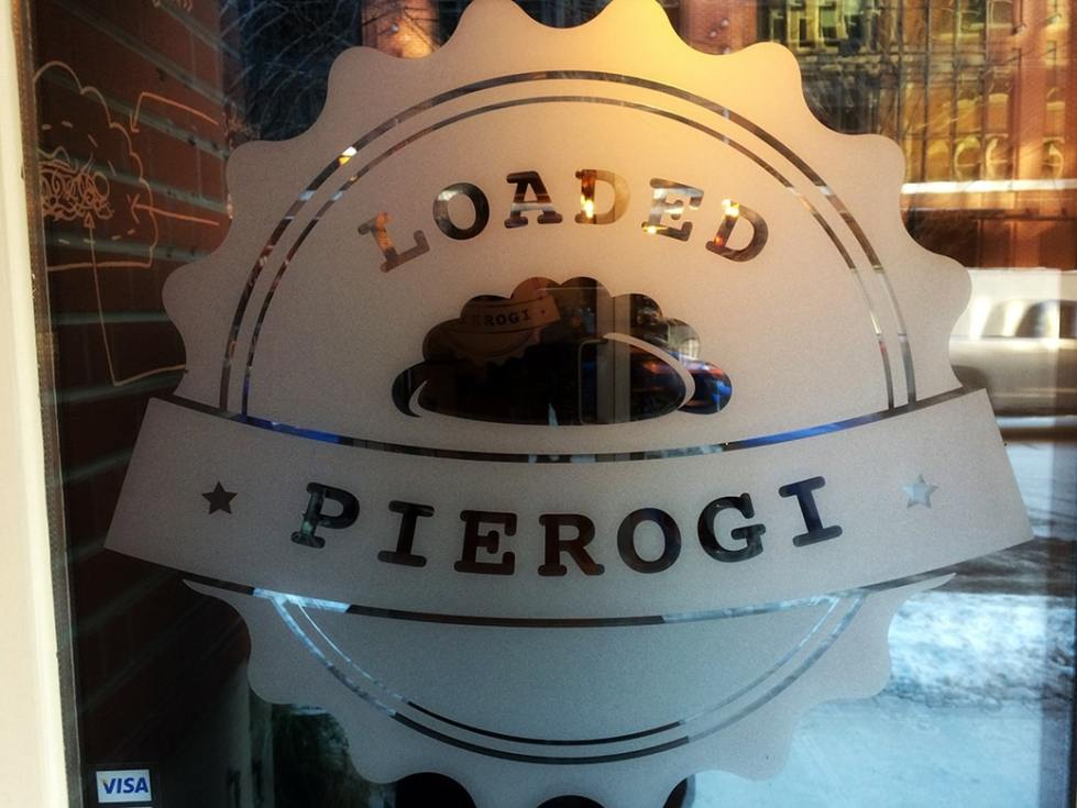 Loaded Pierogi Restaurant Review – Church St., Toronto