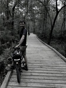 Biking Hillsborough County Florida from Lithia Springs to Fishhawk Preserve