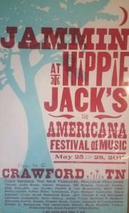 Jammin at Hippie Jacks 2017