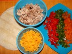 Cooking for Dogs Low Calorie Quesadillas