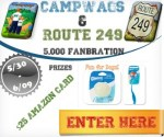Camp Wags and Route 249 5K Fanbration
