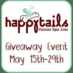 HappyTailsSpa Giveaway Event