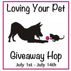 Loving Pet Giveaway Hop
