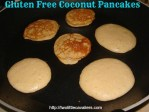 Gluten Free Coconut Pancakes – Cooking for Dogs